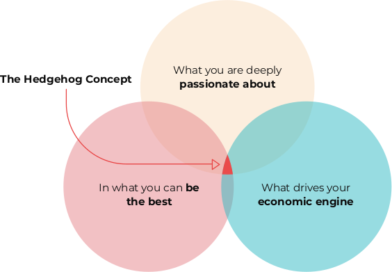 Hedgehog Concept Formulating a Business Ambition